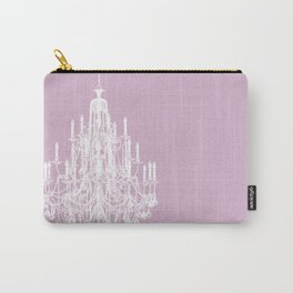 Chic Chandelier Carry-All Pouch