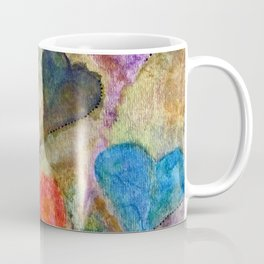 Hearts Afloat Coffee Mug