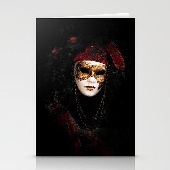 Mask 6 Stationery Cards
