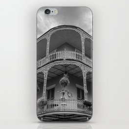 New Orleans Architecture iPhone Skin