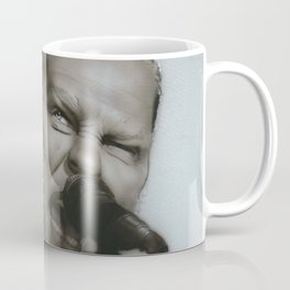 'Blackened' Coffee Mug