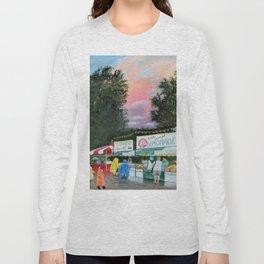 Summer Street Festival Long Sleeve T-shirt