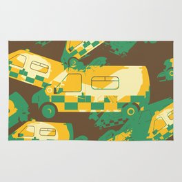 Ambulance Rug