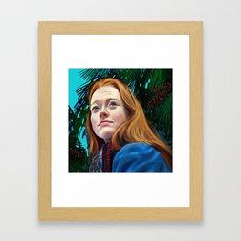Anne with an E - Fan Art Framed Art Print