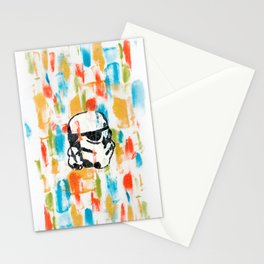 """Join the BRIGHT side.""  Stationery Cards"