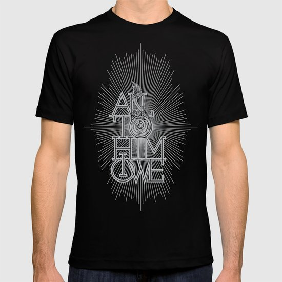 All to Him I owe T-shirt