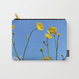 Build Me Up Buttercup Carry-All Pouch
