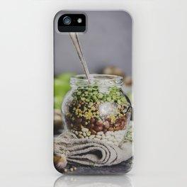 legumes iPhone Case