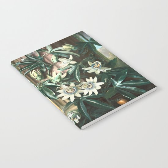 Passion for Passiflora Notebook