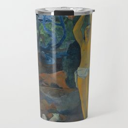 Paul Gauguin -Where Do We Come From? What Are We? Where Are We Going?, Travel Mug