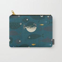 fugu Carry-All Pouch