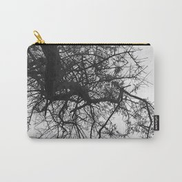 Bare Tree Branches Winter Carry-All Pouch
