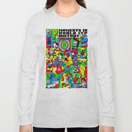 Moments in World Cup History Long Sleeve T-shirt