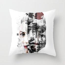 Vicious Throw Pillow
