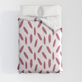 Cacao Fruits Pattern Comforters