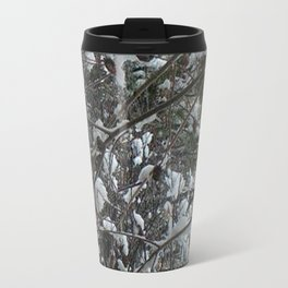 Snow Wishes Travel Mug