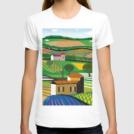 Green Fields T-shirt