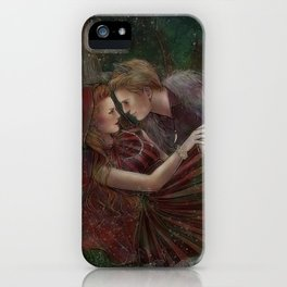 Magic Tales Series - Little Red Riding Hood iPhone Case