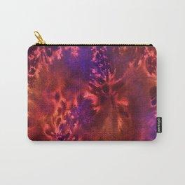 Batik Lava Carry-All Pouch