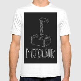 Thor's hammer: Mjolnir T-shirt
