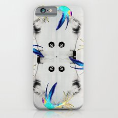 Dancing on the bones iPhone 6s Slim Case