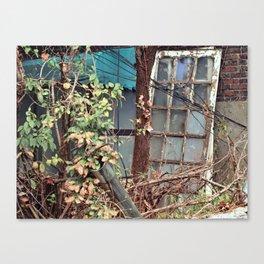 Forgotten Passage 10 Canvas Print