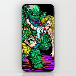 Creature From The iPhone Skin