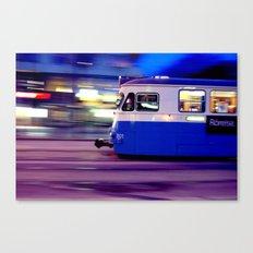 Spårvagn, Göteborg Canvas Print