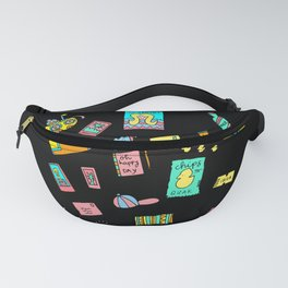 cute travel stuff Fanny Pack