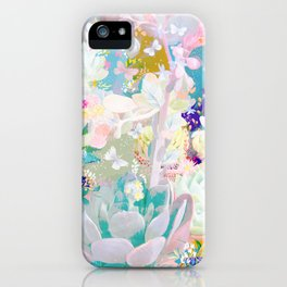 Melody II iPhone Case