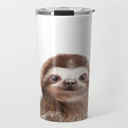 Little Sloth Travel Mug