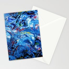 Simply Blue Stationery Cards
