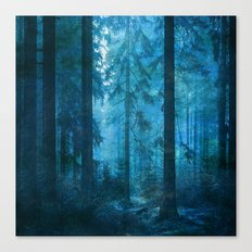 Amazing Nature - Forest 2 Canvas Print