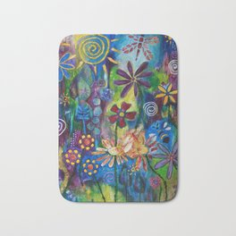 Peace, Love & Joy Bath Mat