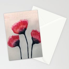 A Litte Red Stationery Cards