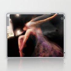 Ufo landing Laptop & iPad Skin
