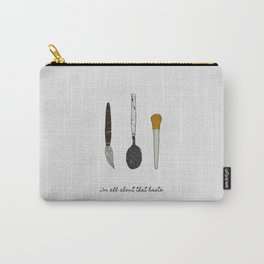 I'm All About That Baste Carry-All Pouch