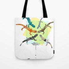 FORMOSA SERIES【Salamanders】 Tote Bag