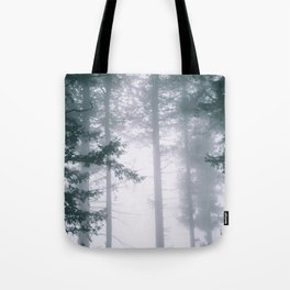 Moody Forest II Tote Bag