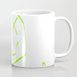minimalism, nein, design simple, unic, big, art, graphic desing Coffee Mug