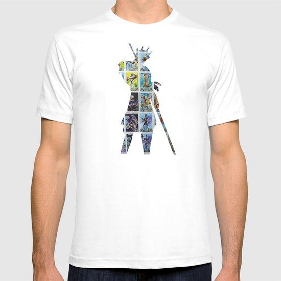 Cut StarWars Collage 8 T-shirt
