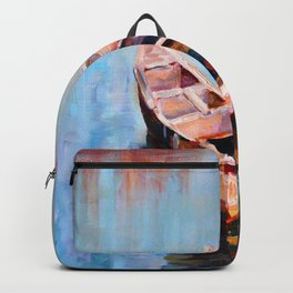 Two boats Backpack