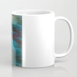 Turbulance in Breaking Light Coffee Mug