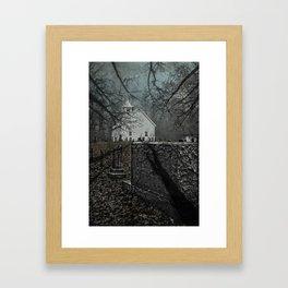 Beg Framed Art Print