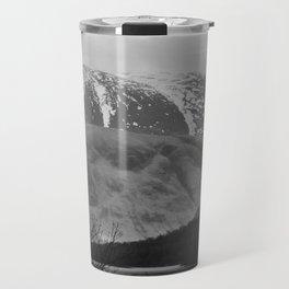 Ben Nevis Scottish Highlands Travel Mug