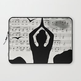Sister moon Laptop Sleeve