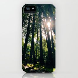 John Muir iPhone Case