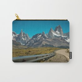 Road to Fitz Roy Carry-All Pouch