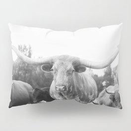 Texas Longhorn and Friends Pillow Sham