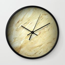 Old World Marble II - Corbin Henry Faux Finishes - Luxury Marble - Corbin Wall Clock